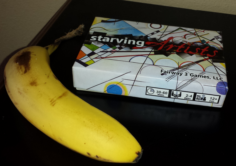 Small Pro Box with a Banana for Scale